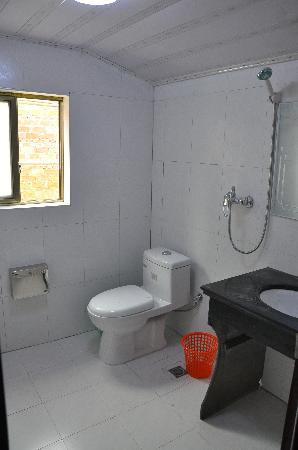 Likeng Hotel: 洗手间