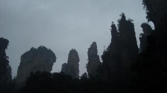 Wulingyuan Scenic and Historic Interest Area of Zhangjiajie: DSCN1114