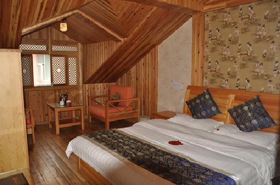 Teddy Bear Hotel : 特色房