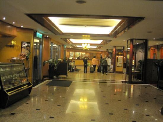 Fullerton Hotel East Taipei: 餐厅