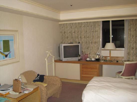 Fullerton Hotel East Taipei: 房间2