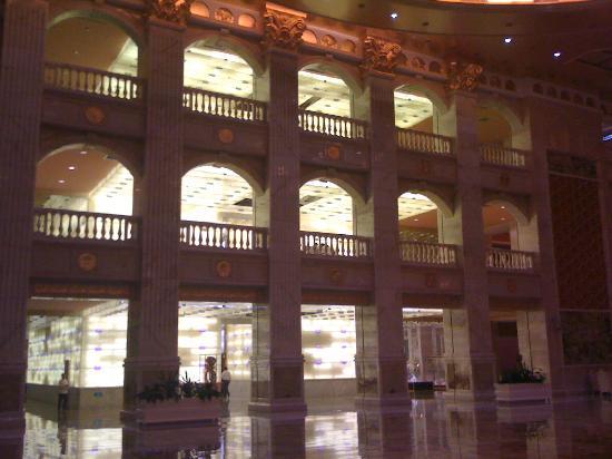 Huasheng Jiangquan City Hotel: 酒店大堂 欧式宫殿