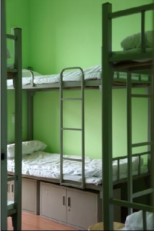 Guoran Youth Hostel: 宽敞明亮的6人间