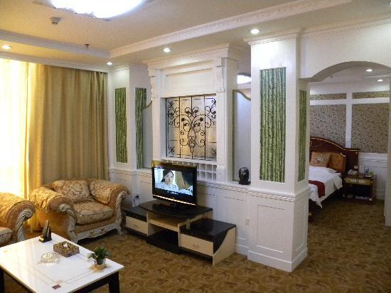 Shan Shui Hotel : 欧式豪华套房