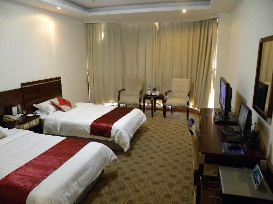 Shan Shui Hotel : 行政标准间(一)
