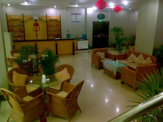 Hongyun Hotel: 茶坊部