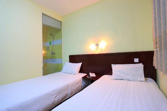 Ruting Express Hotel: 标准间