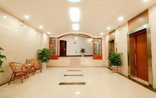 Tiandi Renhe Hotel Jinan Erhuan Jiefang Road : _DSC7940