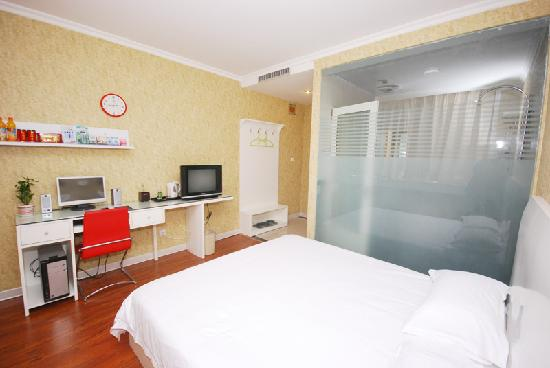 Bestway Hotel Ji'ning Guanghe: 房间照片2