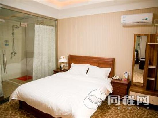 Haoxuan Business Hotel: 豪华大床房