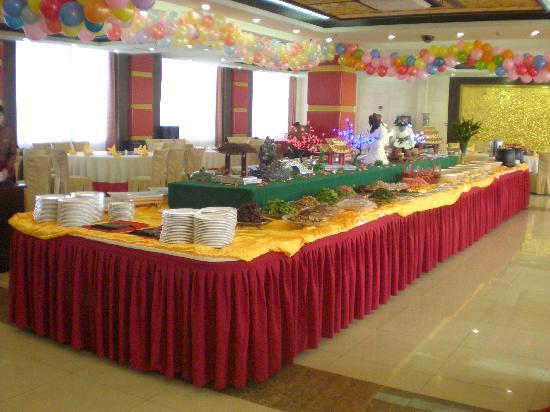 Taoyuan Hotel : 餐厅