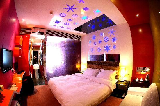 Lanse Gangwan Hotel: 精致房