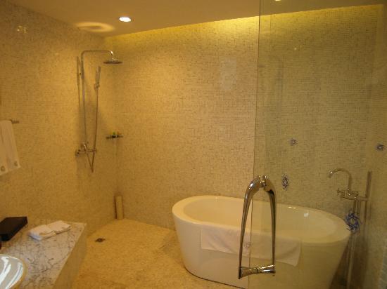 Shanghai Tianping Hotel: 卫生间