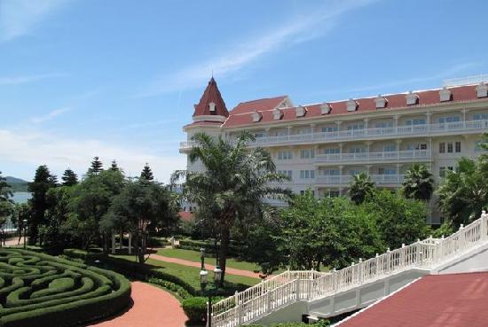 Hong Kong Disneyland Hotel : 5