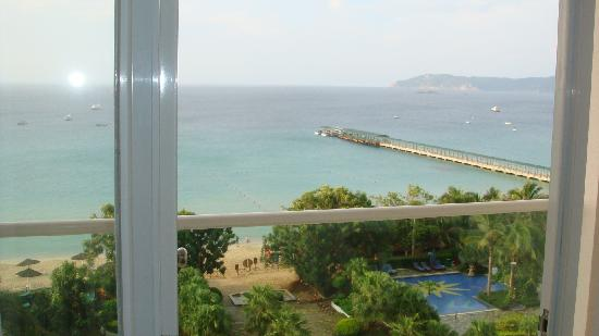 Holiday Inn Resort Sanya Yalong Bay: 看直接可以看到海的