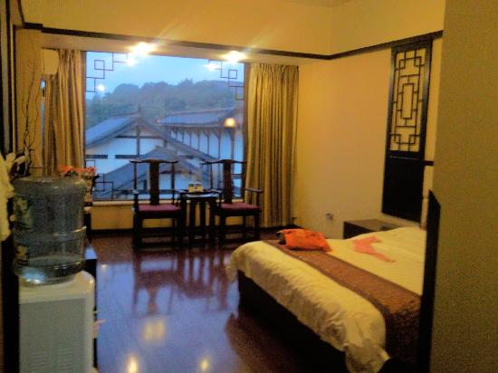Yidu Culture Hotel: 房间