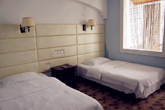 Haiyue Resort : 别墅标准间