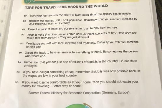 Khuk Khak, تايلاند: tips for travelers 好象是德国人写给德过人看的,满有道理