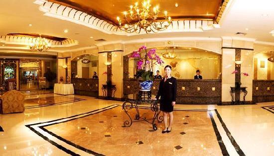 Green Land Hotel: 大堂2