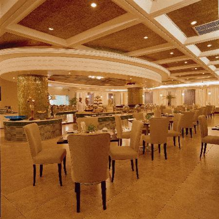 Green Land Hotel: 金斯曼咖啡厅2