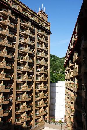 Goya Hot Springs Hotel & Spa: 酒店大楼
