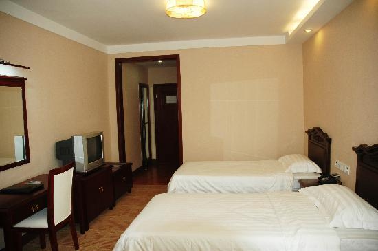 Jintan Yizhou Hotel : 豪华标准间