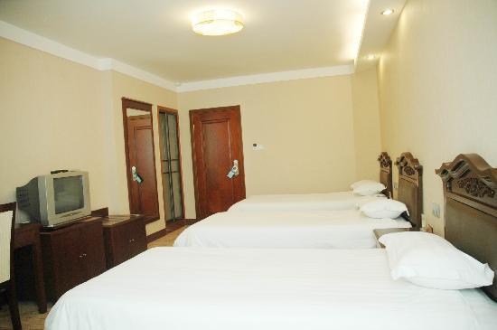 Jintan Yizhou Hotel : 豪华三人间