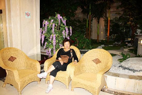 桃企大飯店照片