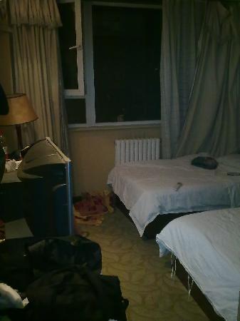 Home Inn Suzhouqiao Renmin Univercity: 进门