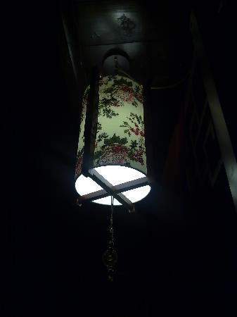 Barley Country Inn: 漂亮的宫灯