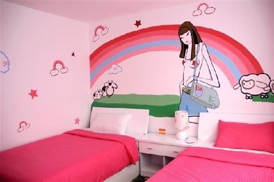 Huaxia Liangzi Fashion Hotel: 标准间