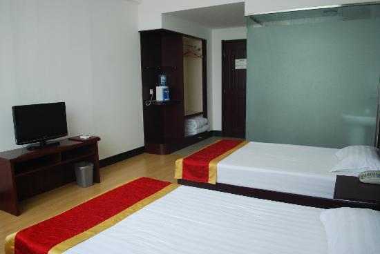 City Garden Hotel Qufu: 商务标间
