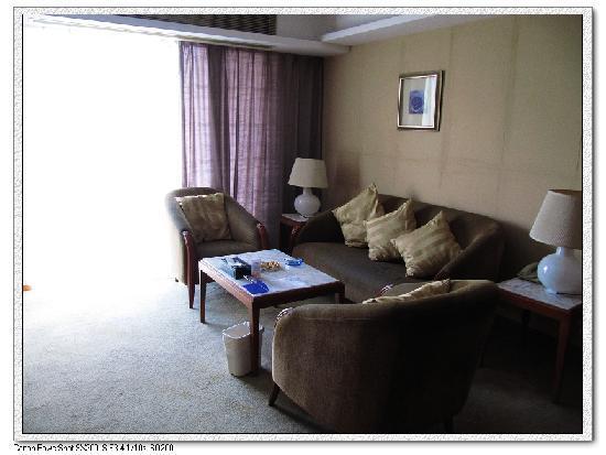 Metro Grand Hotel: 客厅2