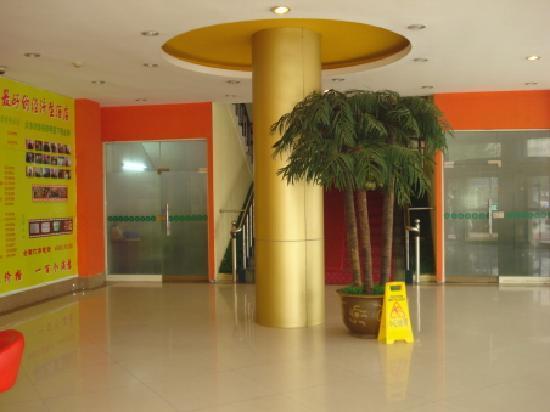 Golden Lion 100 Supermarket Hotel Linyi Mengshan Avenue