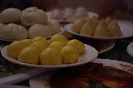 Tianyue Hotel: 晚餐