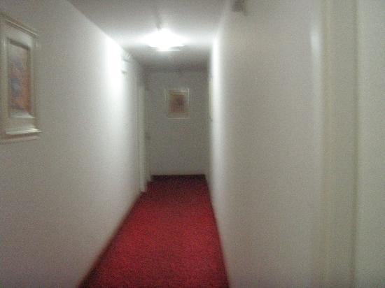 Jiake Express Hotel: 走廊一见