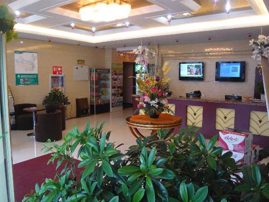 GreenTree Dongying Beier Road Oil University: P1030833