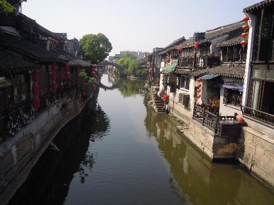 Jiashan County, China: 水乡西塘