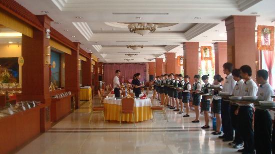Huana Hotel: 大厅3