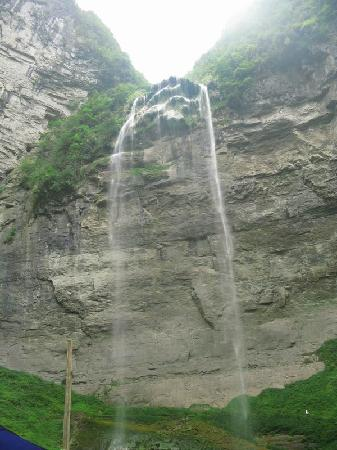 Dehang Quicksand Waterfall