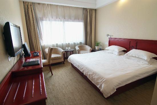 Peony Hotel: 大床房