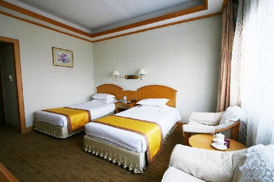 Peony Hotel: 标准间