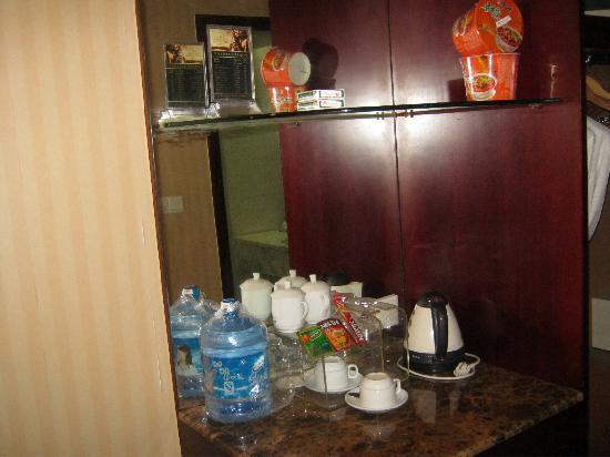 Victoria Hotel: 小水吧