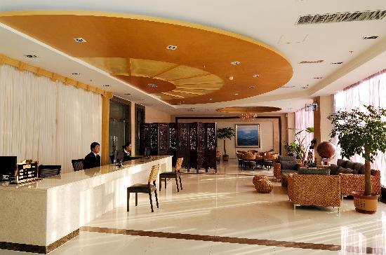 Dushi Xinglian Hotel: 大堂