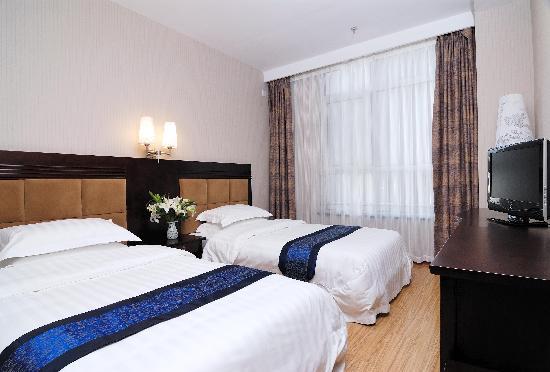 Dushi Xinglian Hotel : 商务标准房