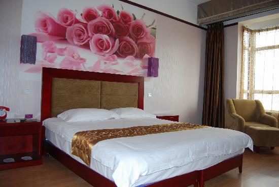 Apple Business Hotel Dezhou Railway Station: 商务大床房
