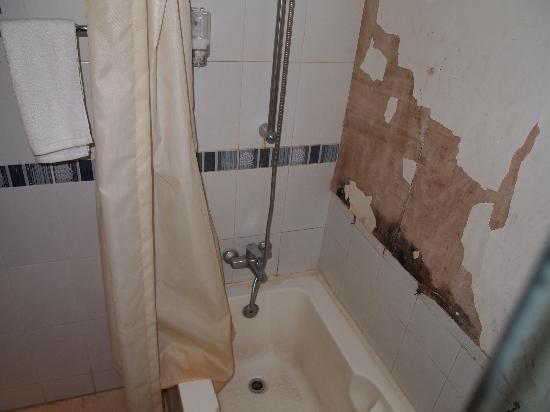 Hepan Kangcheng Hotel: 浴室