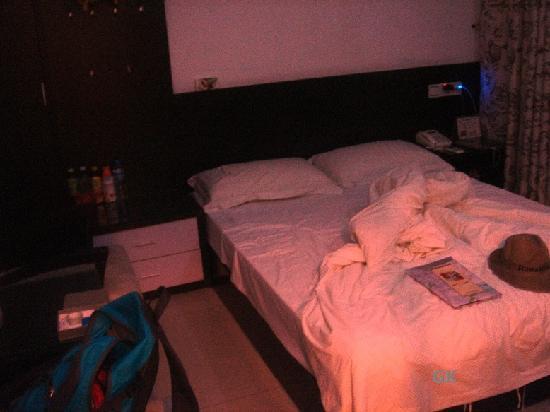 Hongbaoge Hotel: 房间内设