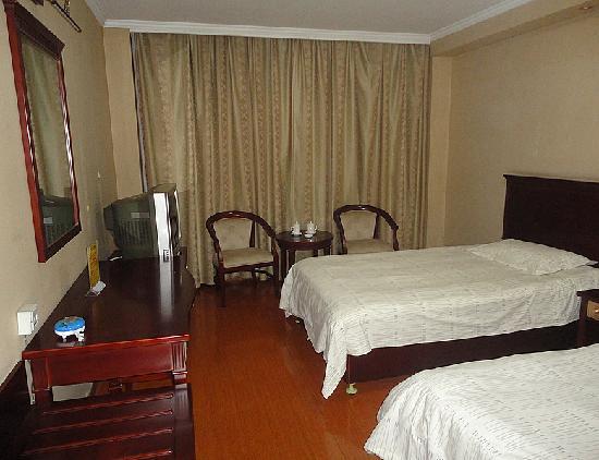 Jiachen Business Hotel : 房间