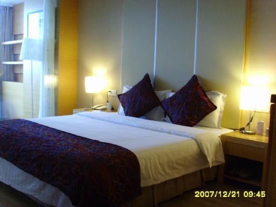Feida Chengtai Hotel Nanjing: 大床房